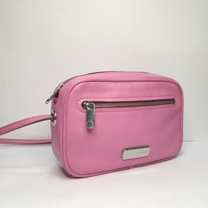 Marc by Marc Jacobs Bubble Gum Pink Sally Cross body camera bag